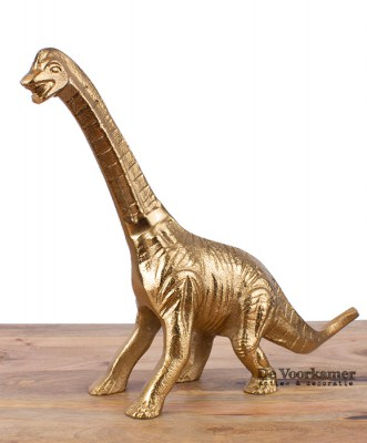 Dinosaurus,dino,bronchiosaurus,gold,light and living