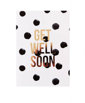 kaartje kaart studio stationary get well soon